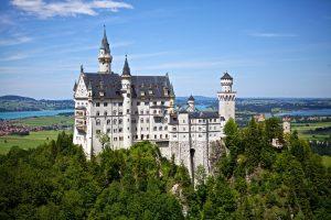 Neuschwanstein - The Disney Castle