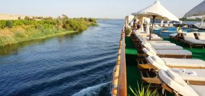 MS Amarco Nile Cruise Nile cruise in Egypt