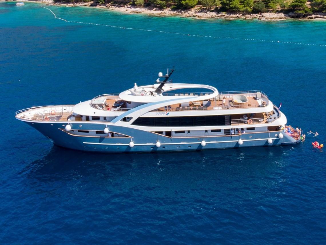 Dubrovnik to Split Cruise