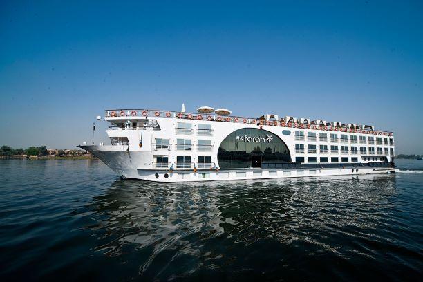MS Farah 5 Days Luxury Nile Cruise