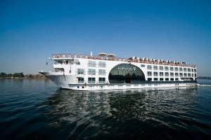 MS Farah 4 Day Luxury Nile Cruise