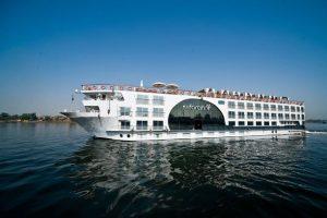 MS Farah 4 Day Luxury Nile Cruise