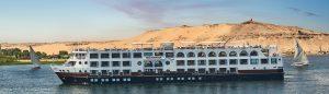 MS Sunray 4 Day Luxury Nile Cruise