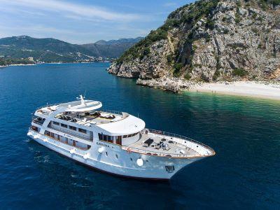 Croatia to Italy Cruise