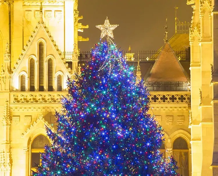 iconic Christmas Markets Cruise - Budapest to Nuremberg