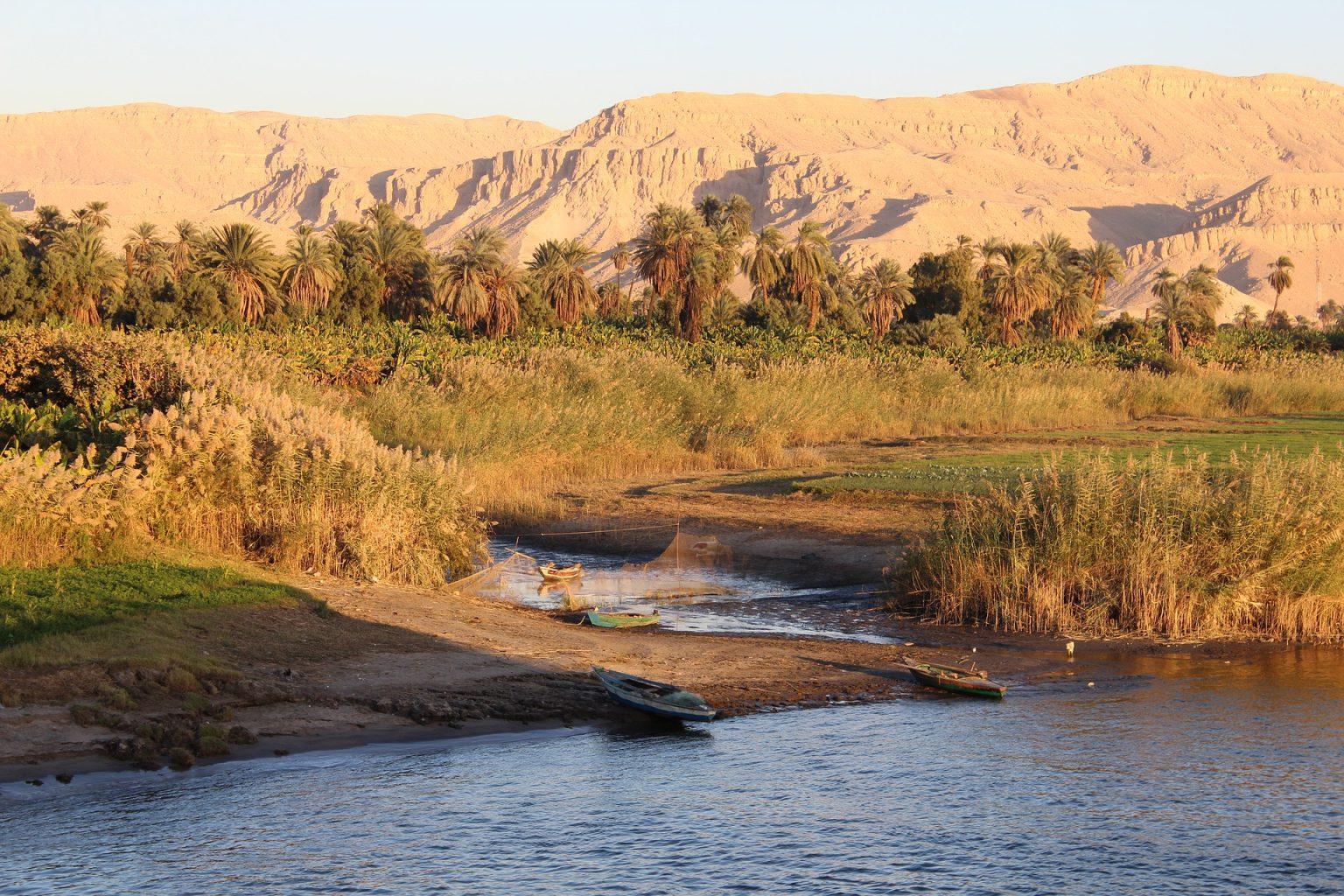 5 Day Luxury Nile Cruise