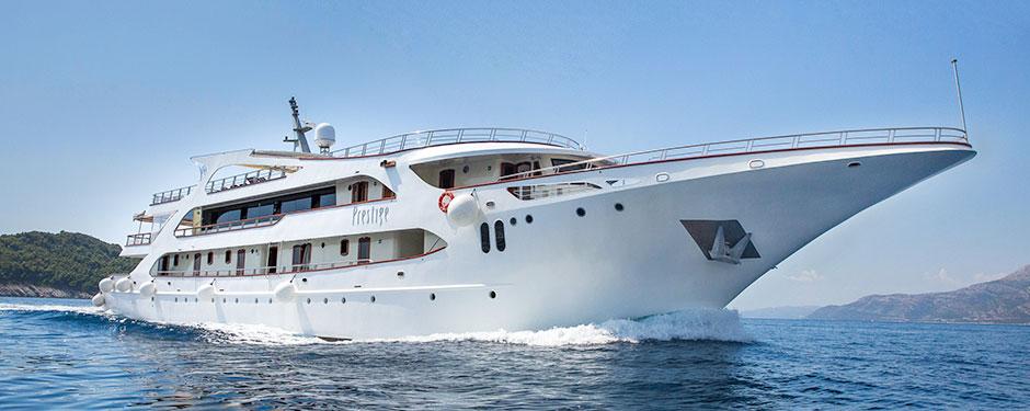 Croatia Cruise Split to Dubrovnik
