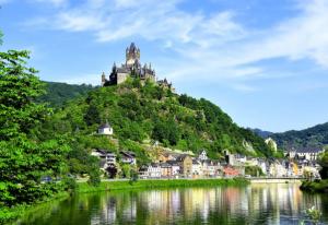 German Castle Tour