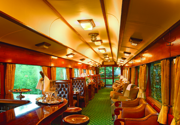 The Rivers & Rails of Africa Cruise