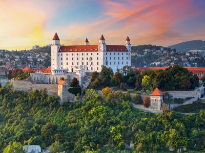 Our Romantic Danube Cruise will take through history and gorgeous scenery in luxury. Depart Vilshofen, through Passau and Vienna to Budapest.