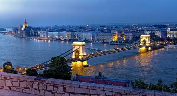 Budapest to Passau