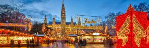 Iconic Christmas Markets Cruise