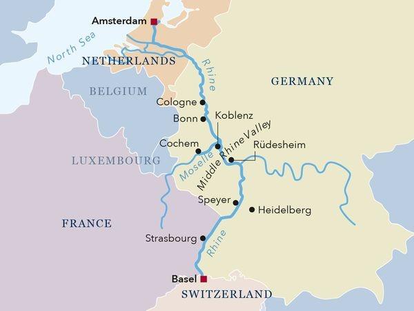 Classical Music Rhine Cruise