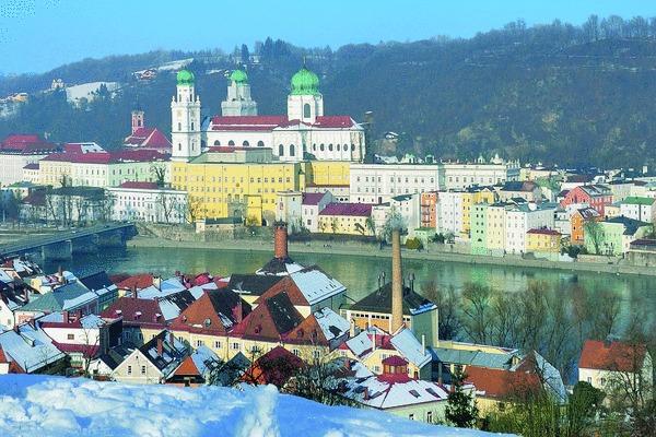 Legendary Danube Cruise