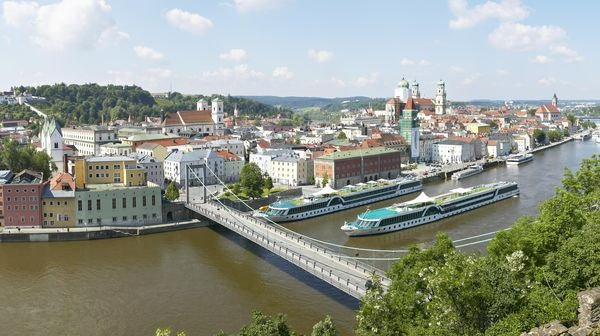 The Blue Danube Cruise