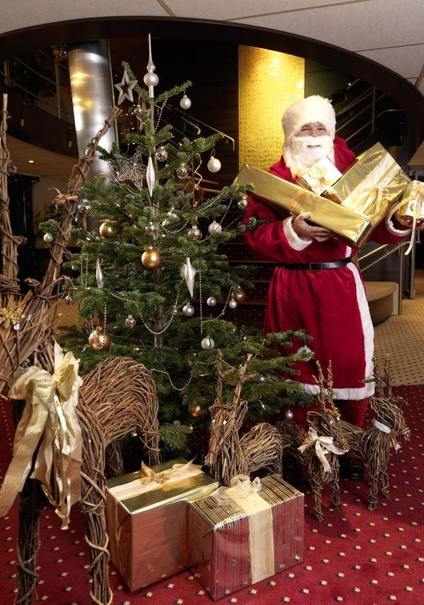 Christmas Cruise on the Rhine