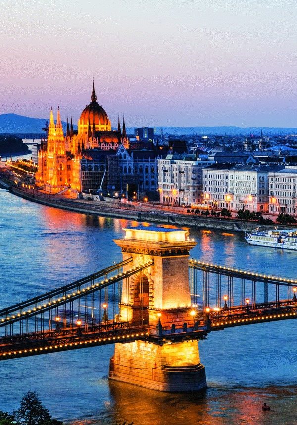 Danube River Cruise to Budapest
