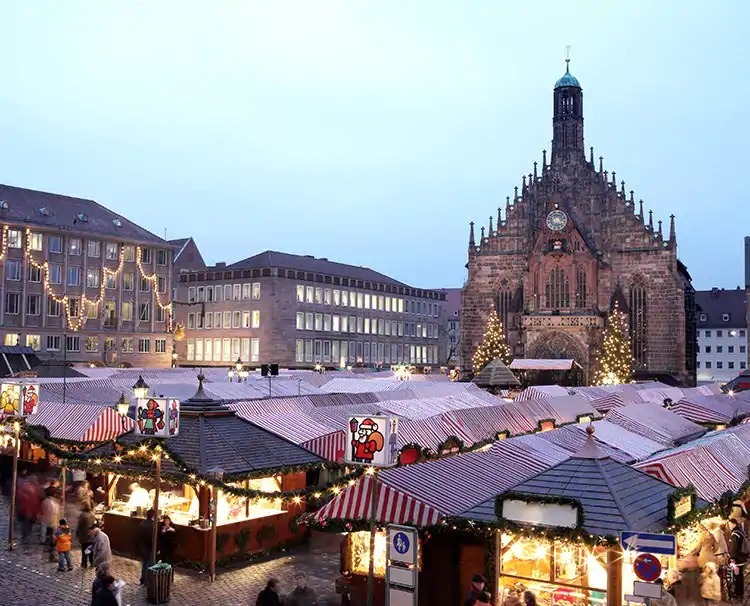 Magical Christmas Markets Germany