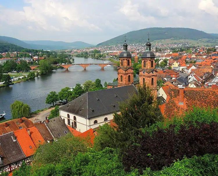 German River Cruise Switzerland to Germany