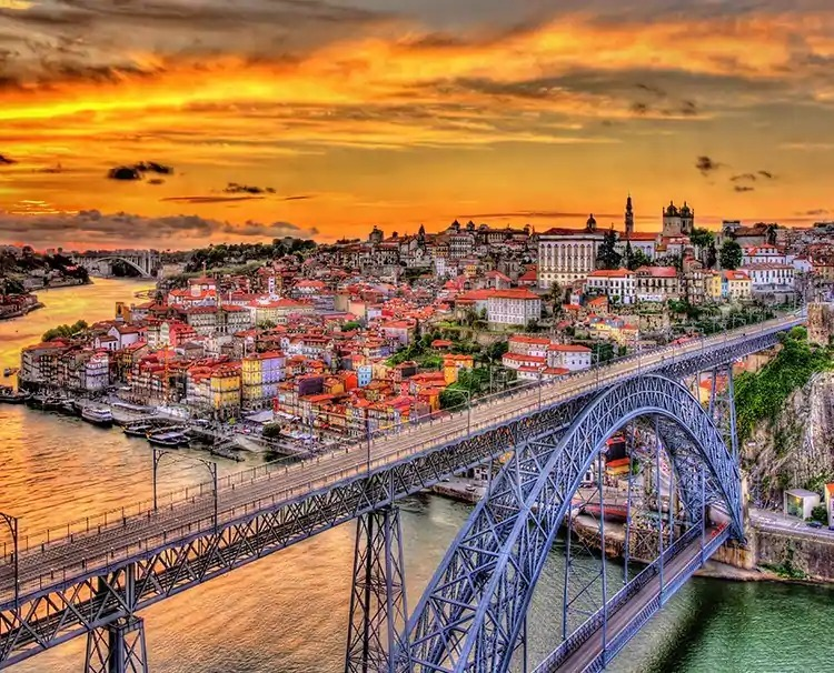 Flavors of Portugal and Spain River Cruise in Portugal