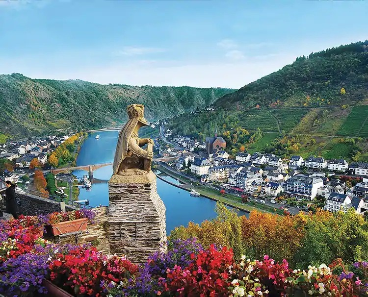 Rhine and Moselle Splendours Rhine and Moselle Rivers German Cruise