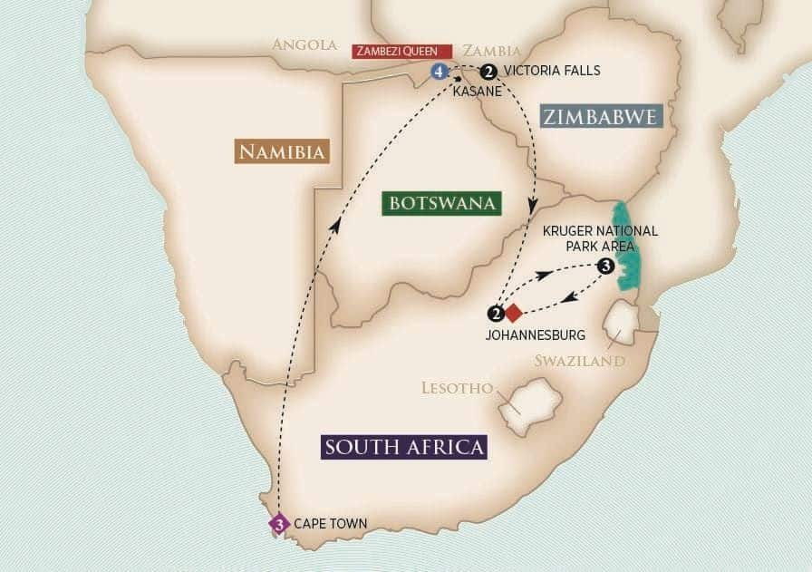 starsofsouthafrica_cpt_jnb_map