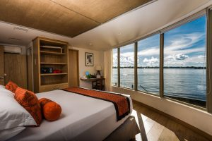 Amazon Luxury Cruise Peru