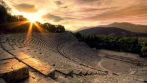 Greek island Cruise from Athens