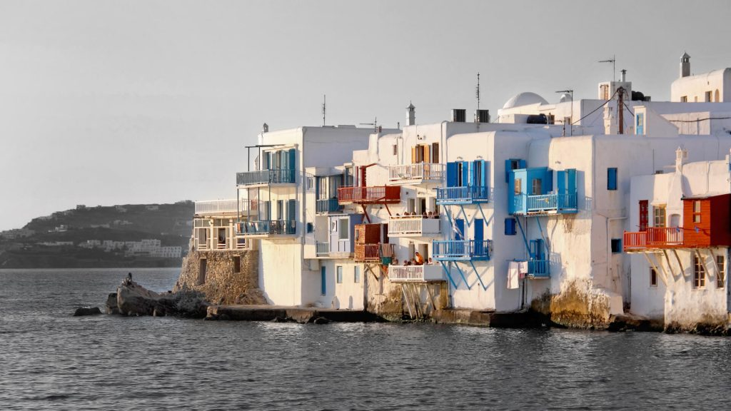 The Greek islands Cruise