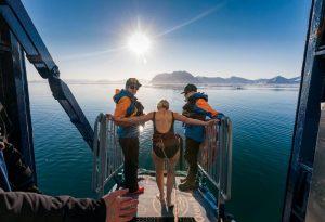 Cruise to Arctic Circle