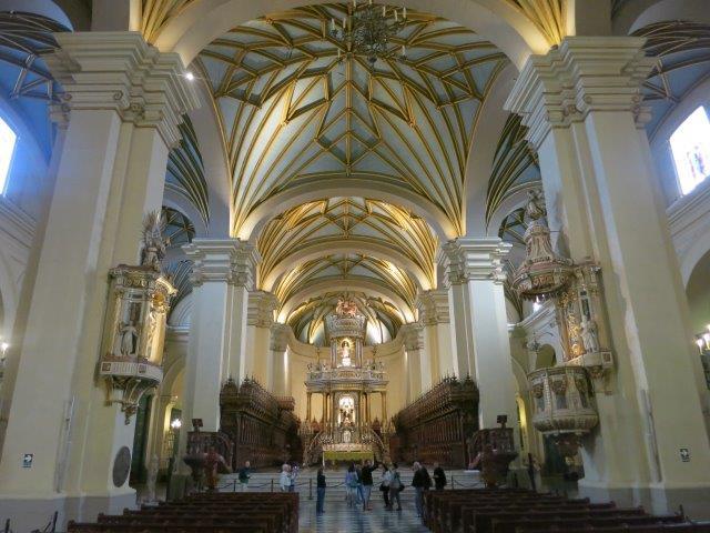 Lima Cathedral Peru