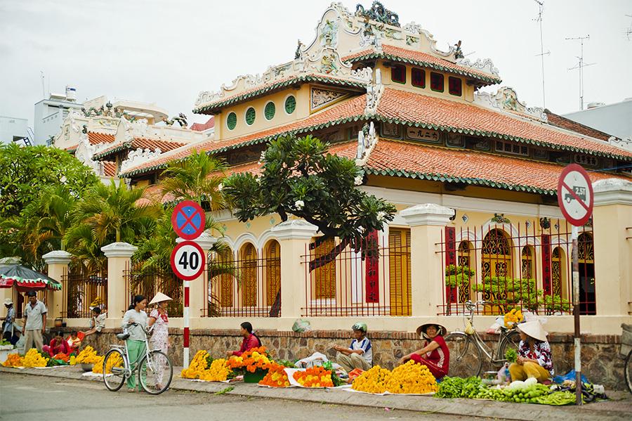 Cruise to Cambodia and Vietnam