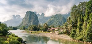 Best Mekong River Cruise - 4 nights high water