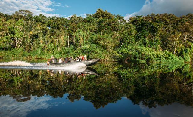 Amazon Cruises