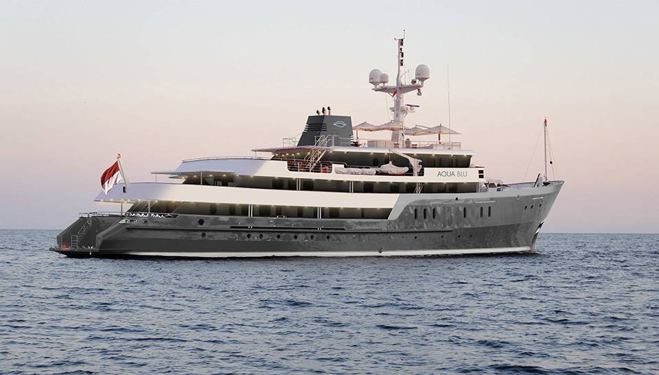 Luxury Cruises on Small Ships
