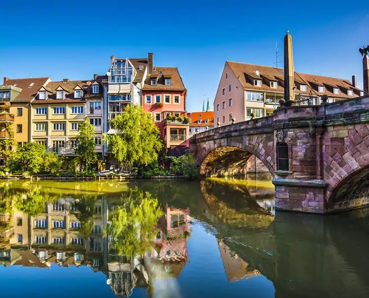 Treasures of the Main & Rhine 1