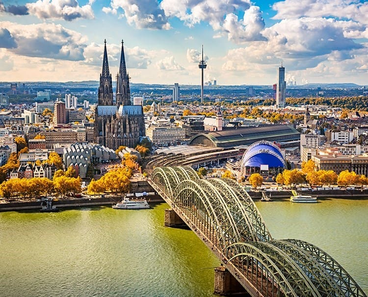 Treasures of the Main & Rhine