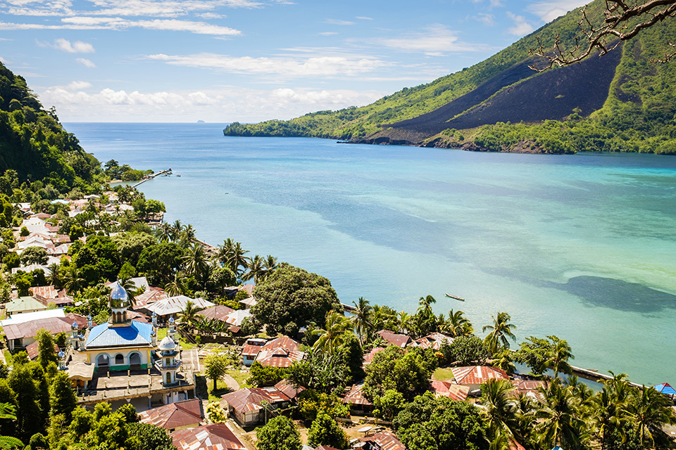Ambon and the Spice Islands - Indonesia Cruise