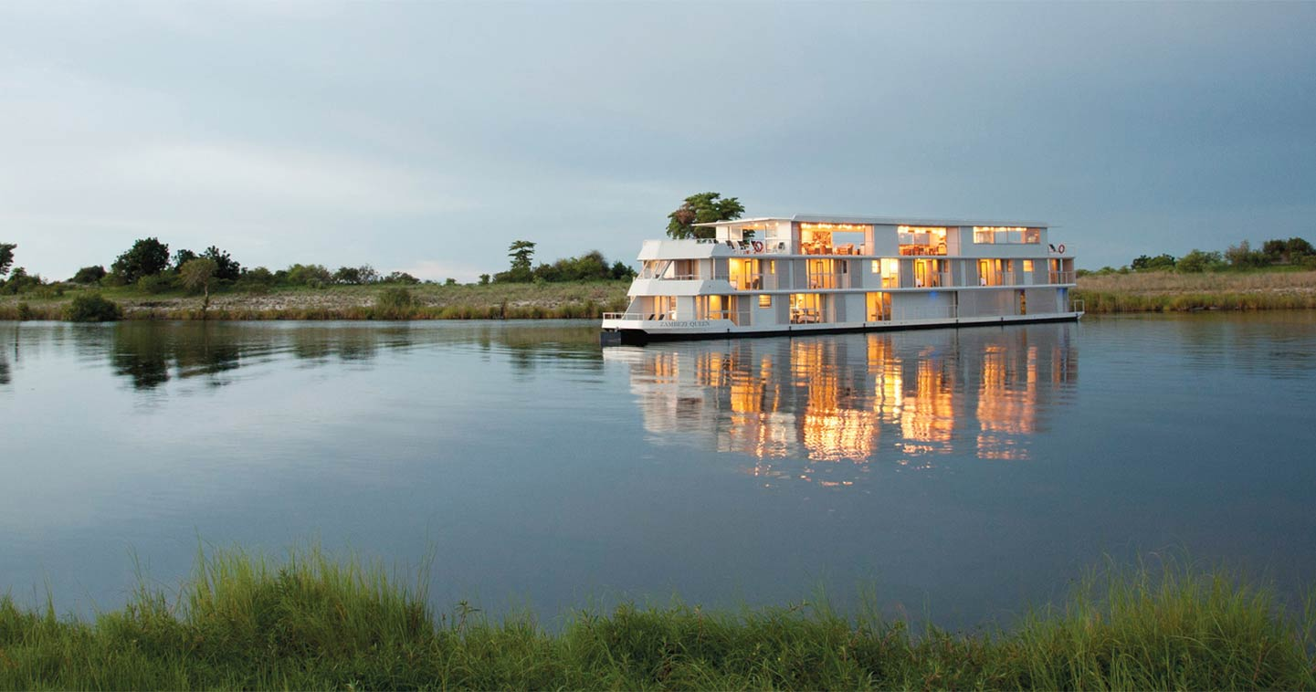 Zambezi Queen Cruise