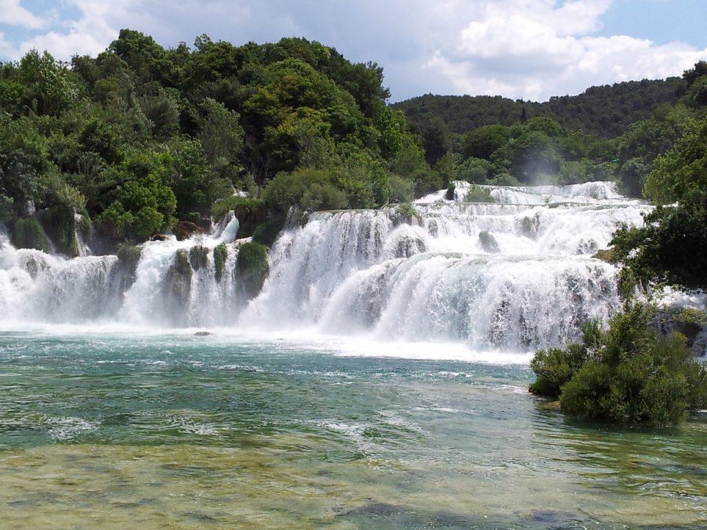 Krk Falls