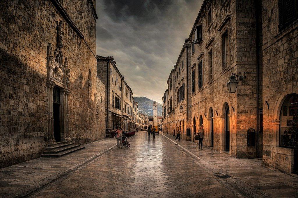 Dubrovnik Kotor Mostar Croatia Cruise