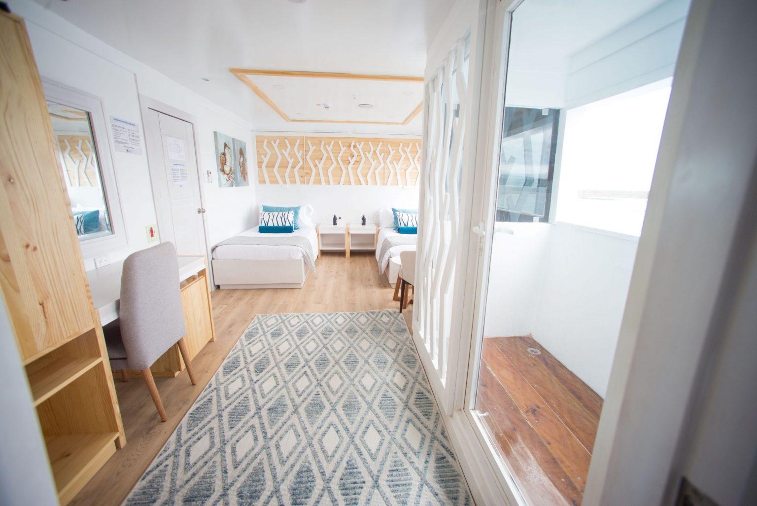 MS Seastar_twin_balcony_suite