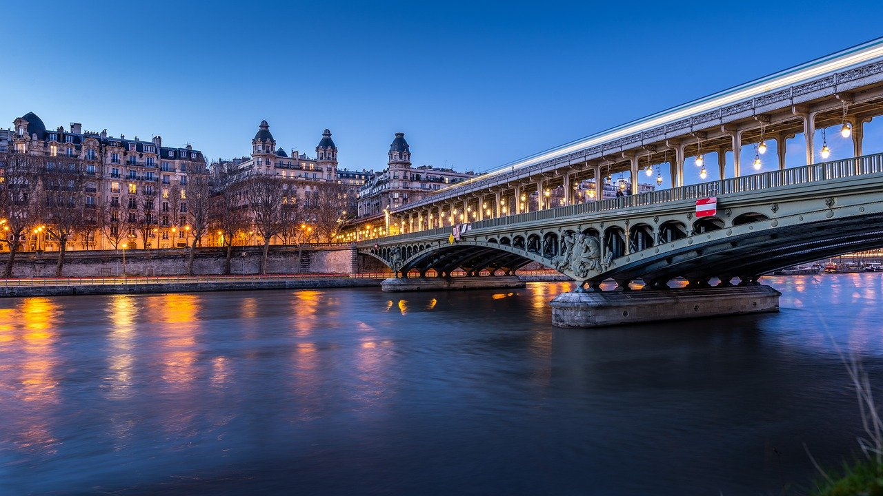 Seine River Cruise in France