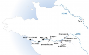 Loire Valley River Cruise