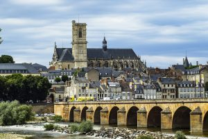 Canal Boat Cruise Loire
