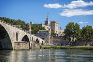 Canal Boat Cruise Provence