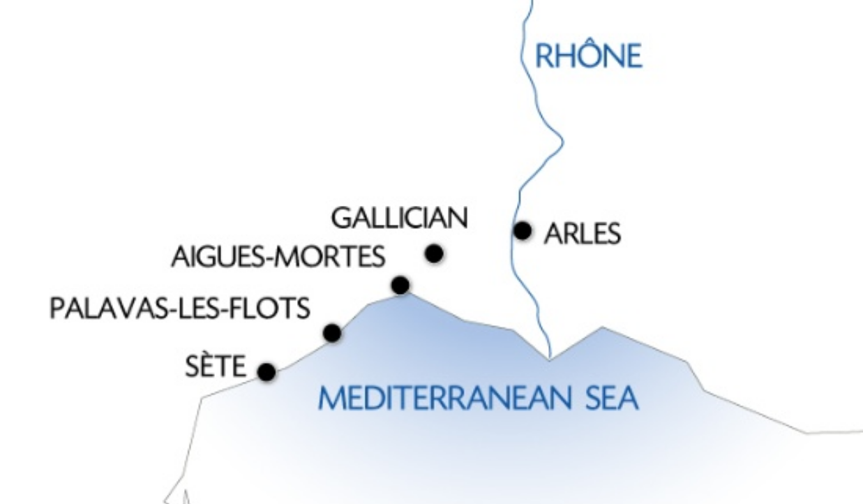 Canal Cruise to Provence