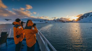 Solar Eclipse 2021 - Totality in Antarctica
