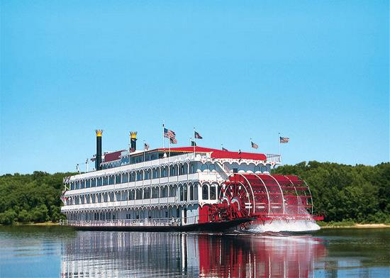 New Orleans to St. Paul River Cruise - Complete Mississippi