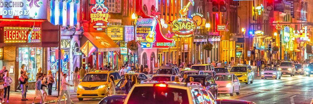 Memphis to Nashville Music Cruise – Music Cities